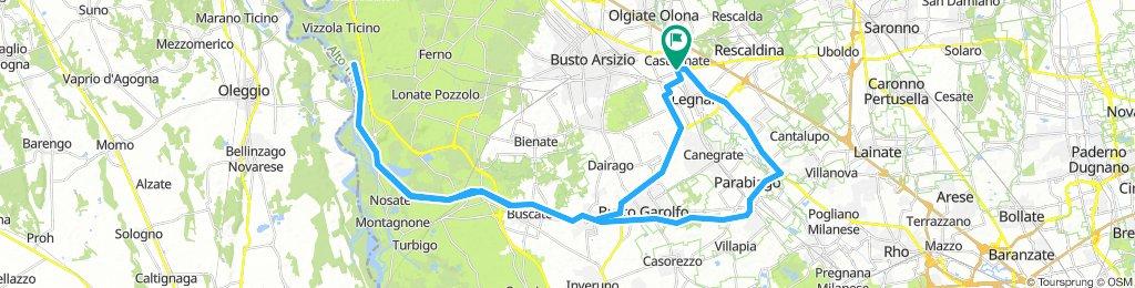 castellanza  Villoresi