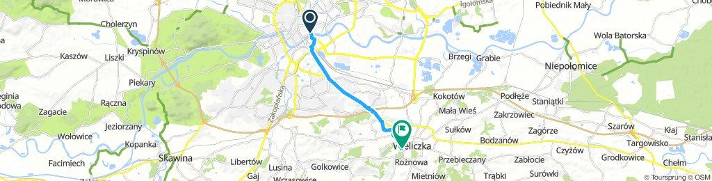 krakow - Wieliczka