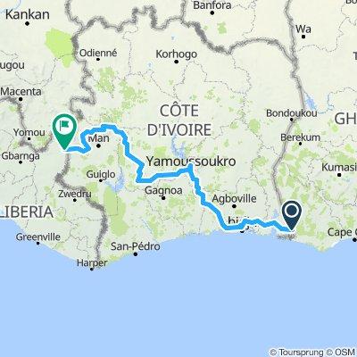 14 Ivory Coast