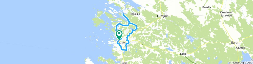 Lengthy Afternoon Route In Rauma
