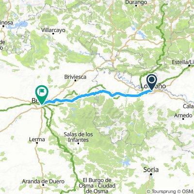 Camino de Santiago. Etapa 3