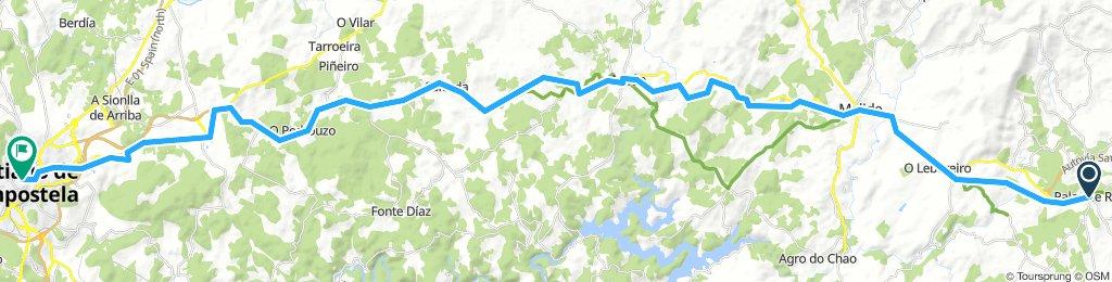 Camino de Santiago. Etapa 7