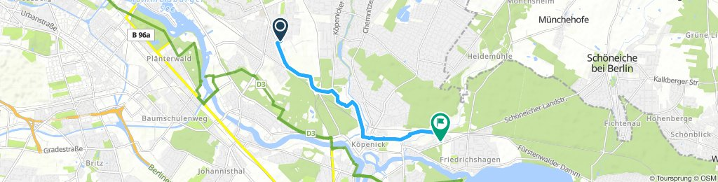 Extensive Samstag Ride In Berlin