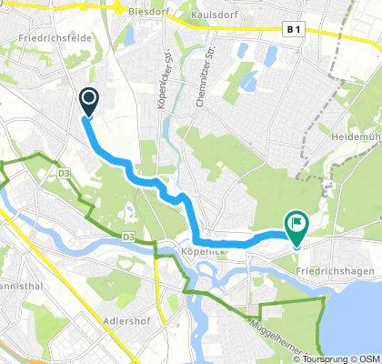 Extensive Samstag Ride In Berlin