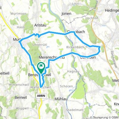 Easy Sonntag Course In Benzenschwil