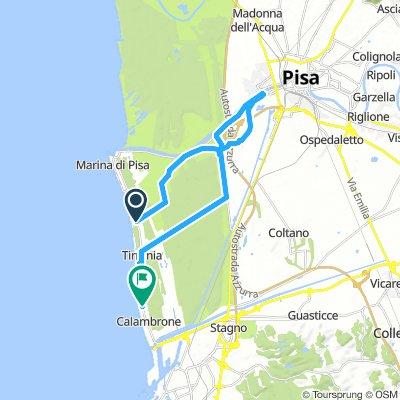 Social Bike Tour 2018 percorso corto