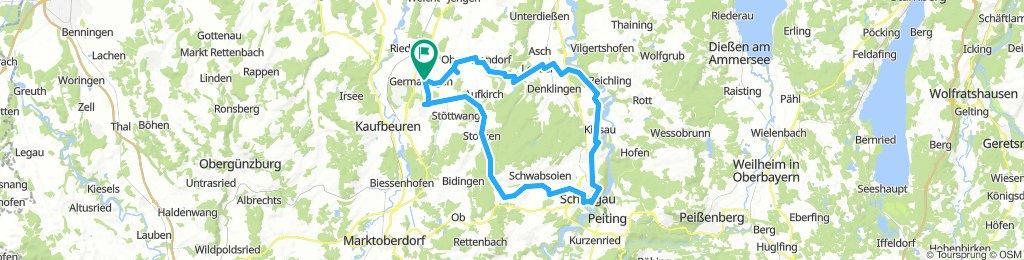 Sachsenrieder Bahn