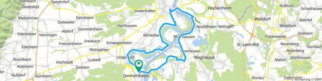 Germersheim - Speyer