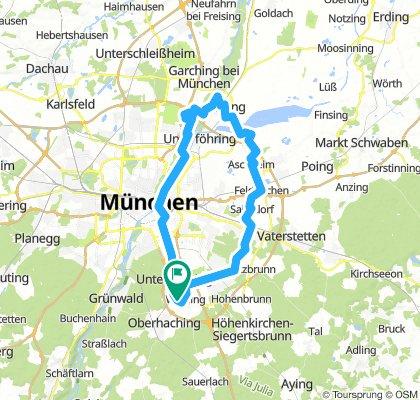 München - Ismaning