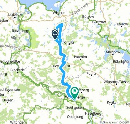 Schweriner See + Home Tour