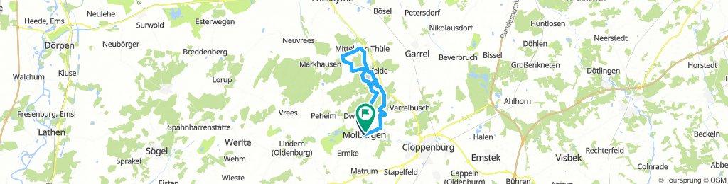 Molbergen-Thülsfelder Talsperre- Dwergte