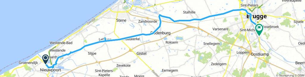 Nieuwpoort-Brugge