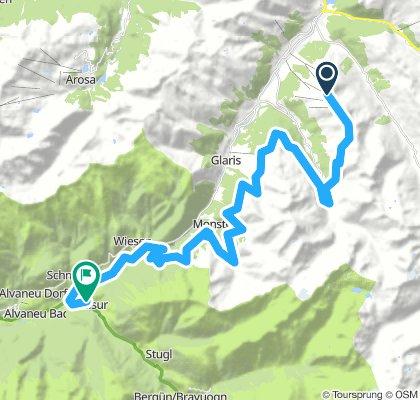 Alps Epic Trail Davos