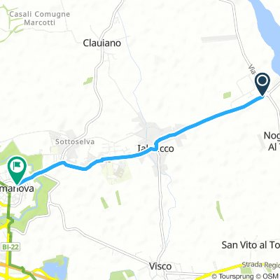 Lengthy Montag Track In San Vito Al Torre