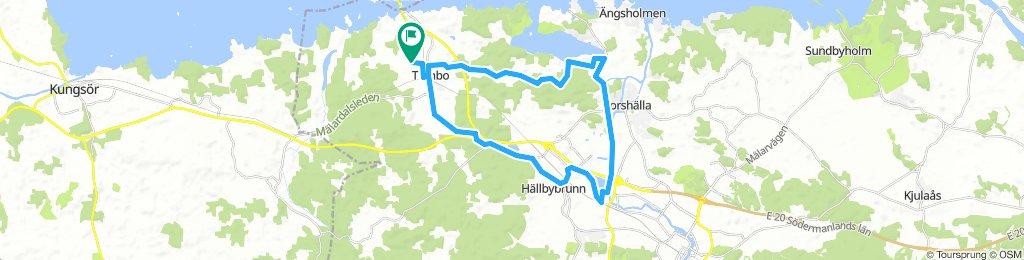 Steady Morning Ride In Kvicksund