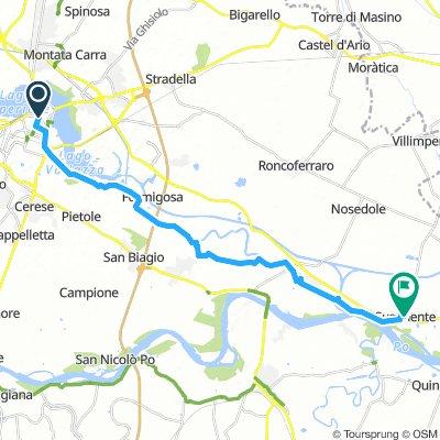 Mantova - Sustinente