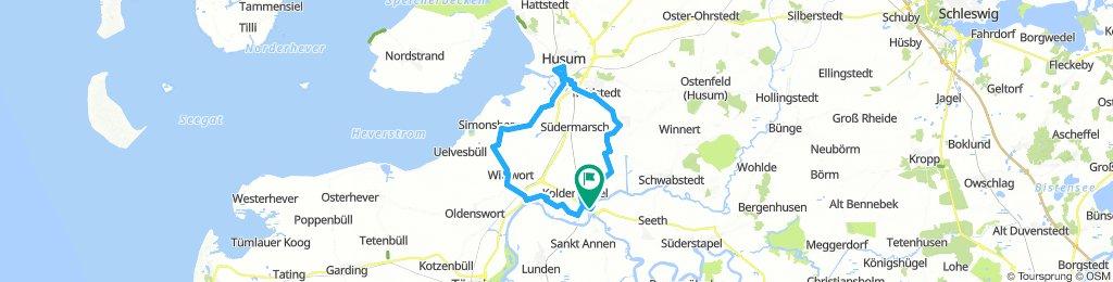 Friedrichstadt - Husum