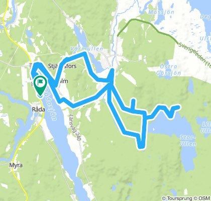 Radastrand camping - Hagfors - Lake Stor Ullen