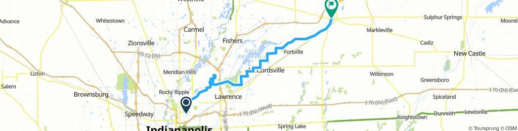 Pendleton Route