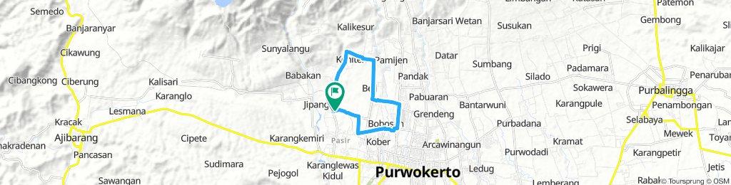 Rute 14 Km