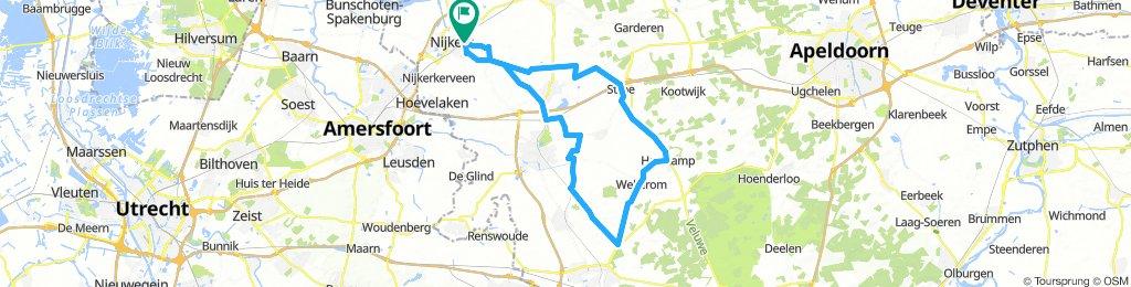 TG 25 Goudesberg 60km