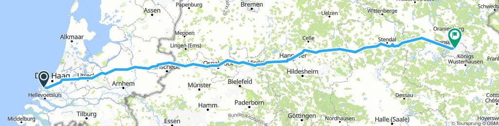Hook to Berlin