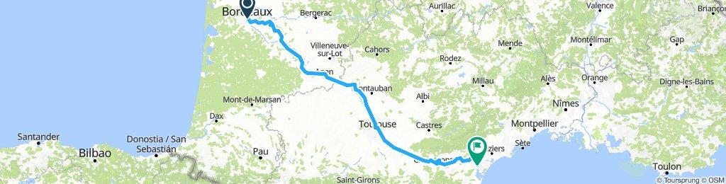 BordeauxNarbonne