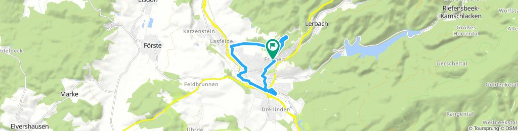 Spred Out Dienstag Course In Osterode Am Harz