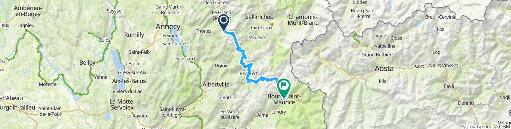 2019_Francia_3_Le Grand-Bornand-Bourg-Saint-Maurice