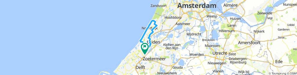 Duinen-L'dam-Katwijk-Noordwijkerhout-Leidschendam