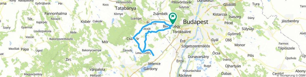 Bia - Csákvár - Lovasberény