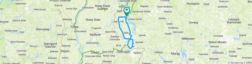 Wycieczka Nr 19/2019 – Jezioro Korsuń – 11  sierpnia