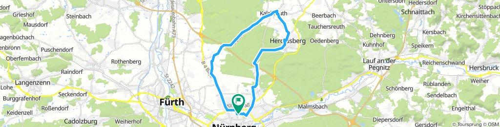 Kalchreuth Reentry