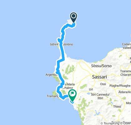 Isola Asinara - Alghero