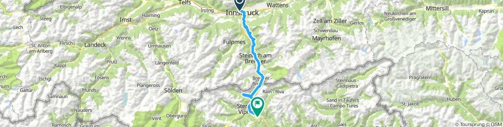 Innsbruck - Sterzing