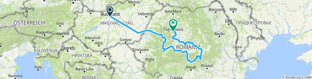 Rumänien Planung 1