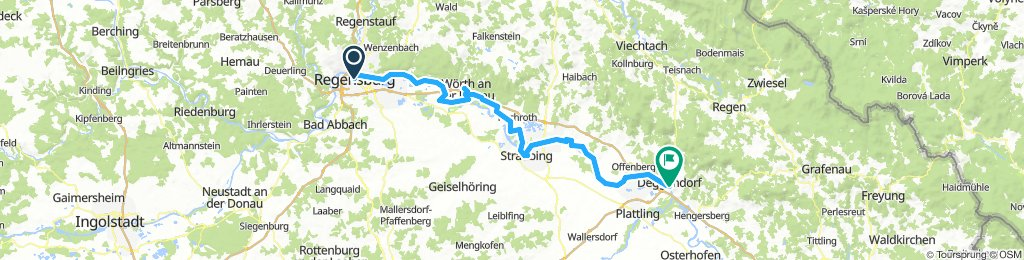 Regensburg-Deggendorf