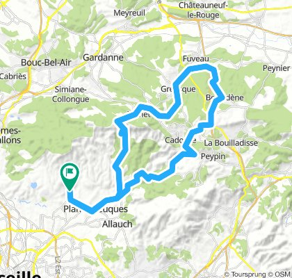 M1: Mimet-Gréasque-Belcodène-LeTerme