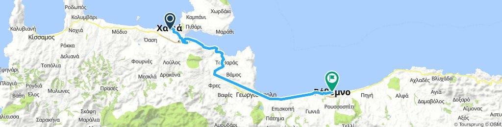 Creta stage 1 done
