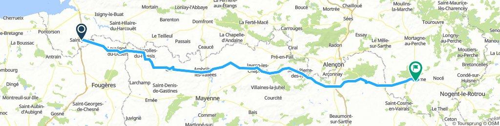 Bretagne Paris Stage 2