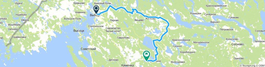Выборг-Вещево-Житково-Кирилловское