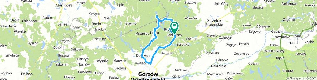 Santoczno Gorzow