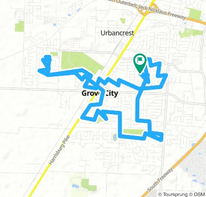 Long Friday Route In Grove City