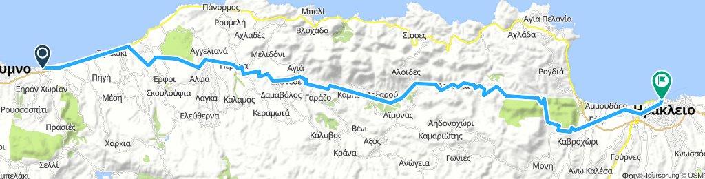 Creta stage 2 done