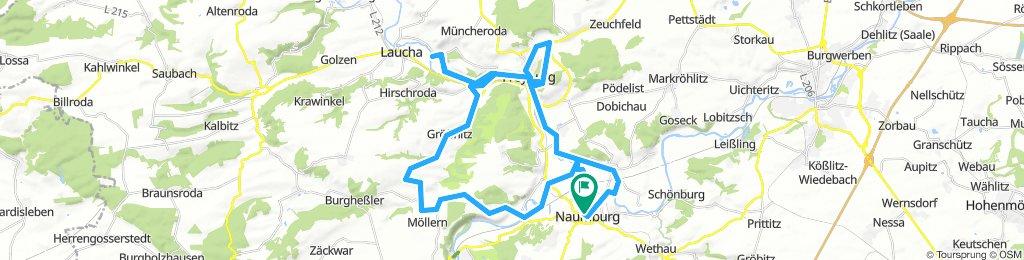 Naumburg 2018 - Tag 2 Weischütz, Freyburg, Tümpling