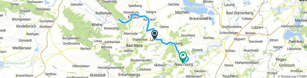 Naumburg 2018 - Tag 4  Wangen, Himmelscheibe
