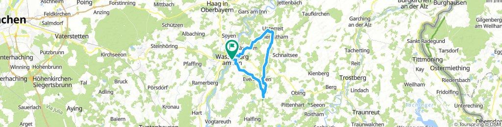 Wasserburg Rundfahrt