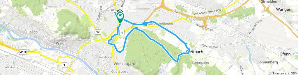 Steady Freitag Ride In Zürich