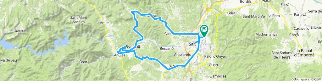 gerona good route Agadir