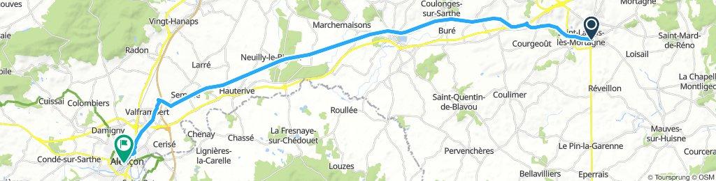 T06 - Mortagne-Alencon